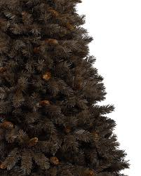 8ft Artificial Christmas Trees Uk by Chocolate Truffle Artificial Brown Christmas Tree Treetopia