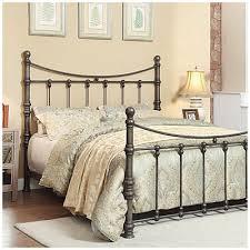 300 it s a bit much francesca metal queen bed at big lots
