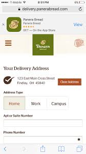 Panera Pumpkin Bagel 2015 by Panera Now Offering Home Delivery Social Findlay