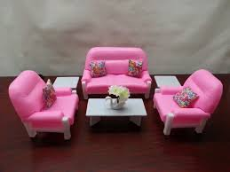 Barbie Living Room Playset by Mattel Barbie Breakfast Time Playset By Mattel 16 50 Barbie