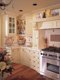 Intimate Victorian Clive Christian Kitchen