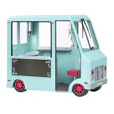 100 Toy Ice Cream Truck Our Generation Mint Kidstuff