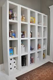 Ikea Pantry Hack Kitchen Pantry Using Ikea Billy Bookcase by I Love How This Pantry Was Designed Using Ikea Billy Bookcases It