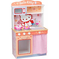Hello Kitty Modern Kitchen Play Set Walmart
