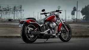 2014 Harley Davidson Breakout Recalled For Improper Braking Light