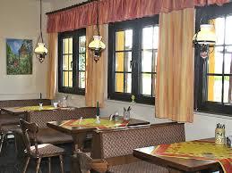 restaurant im hotel gasthof heidekrug plau am see