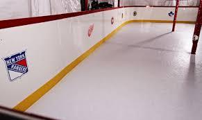 hockey rink boards hs synthetic hockeyshot