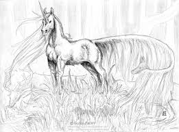 Hard Coloring Pages Of Animals New Unicorn A B W Unicornz Pinterest Photograph
