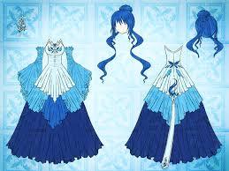 Spirit Of Water Dress Design By Eranthe