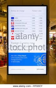 bureau de change york a foreign currency exchange store in midtown manhattan in york