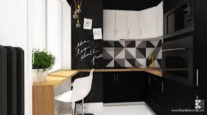 ausdrucksstarke farben für kleine küchen homify