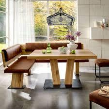 eckbank massivholztisch und