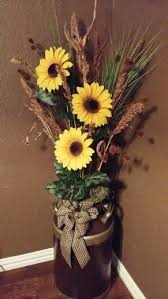 Fall Decorating With Sunflowers The Secret To Keeping Them Fresh