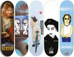 Are Cliche Skateboard Decks Good by 14 Good Bad And Controversial Skate Decks Inspired