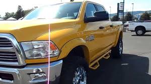 2013 Dodge Ram 2500 Yellow R7922 - YouTube Deep Cherry Red Crystal Pearlcoat Ram 1500 Laramie Longhorn Truck 2013 Dodge For Sale Classiccarscom Cc1050380 Wyatts Custom Farm Toys Rt Hood For Car Autos Gallery 2500 Edition Mega Cab Dayton Reviews And Rating Motor Trend Tailgate Oem Red 2010 2011 2012 2014 2015 4x4 Used Lifted Sport Pin By Paulie On Everything Trucksbusesetc Pinterest Best Aftermarket Accsories Trucks Part 1 The Capsule Review Truth About Cars