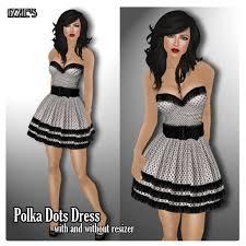polka dots dress izzie u0027s