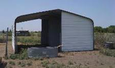 Loafing Shed Kits Texas by Horse Shelter Kits Barns And Agriculture Buildings