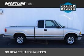 100 Craigslist Fort Collins Cars And Trucks By Owner Chevrolet S10 Pickup For Sale In Brighton CO 80601 Autotrader