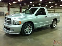 100 Dodge Srt 10 Truck For Sale Ram 1500 SRT Standard Cab Pickup 2Door