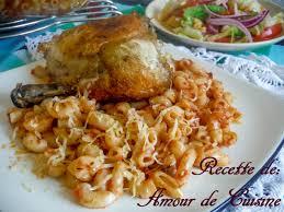 pates au blanc de poulet gratin de pates au poulet amour de cuisine