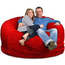 ULTIMATE SACK Bean Bag Chairs In Multiple Sizes And Colors: Giant  Foam-Filled Furniture - Machine Washable Covers, Double Stitched Seams,  Durable ... Top 10 Bean Bag Chairs Of 2019 Video Review Attractive Young Woman Lying On Red Square Shaped Beanbag Sofa Slab Red 3 Sizes Candy Chair Us 2242 41 Offlevmoon Medium Camouflage Beanbags Kids Bed For Sleeping Portable Folding Child Seat Sofa Zac Without The Fillerin Real Leather Modern Style Futon Couch Sleeper Lounge Sleep Dorm Hotel Beans Velvet Plain Collection Yogibo Family Fun Fniture 17 Best To Consider For Your Living