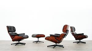 Charles Eames - Lounge Chair & Ottoman, By Herman Miller Eames Lounge Chair Ottoman In Mohair Supreme Charles Ray Eames Ea124 Ea 125 For Herman Miller Miller Lounge Chair And Ottoman White Ash Mohair Supreme Alinum Group Outdoor 670 Rosewood By Alinium Yellow Leather With Classic 1970s Soft Pad Chairs Details About Holy Grail 1956 W Swivel Boots 3 Hole Striad Fourstar Base From