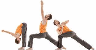 Vinyasa Yoga Pose Sequence