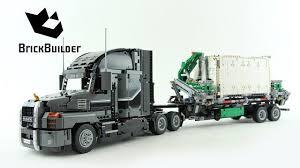 100 Truck Videos Youtube YouTube Video Lego Technic 42078 Mack Anthem Lego Speed Build