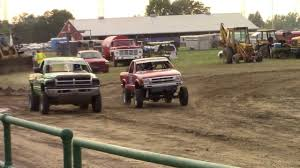 The Chautauqua County Fair Tough Trucks 2016: Dodge Ram 2500 Vs ...