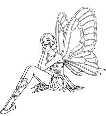 Pixie Pictures To Color