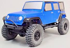 100 Axial Rc Trucks For SCX10 Truck Body Shell JEEP WRANGLER RUBICON Crawler Pre