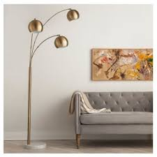 3 Globe Arc Floor Lamp Target by Target Arc Floor Lamp Soul Speak Designs With Fascinating 3 Arm