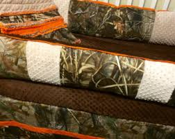 camo crib bedding etsy