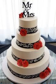 Best 25 Red wedding cakes ideas on Pinterest