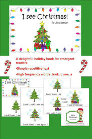 Christmas Tree Books For Preschoolers by 360 Best Christmas Literacy Fun Images On Pinterest Literacy
