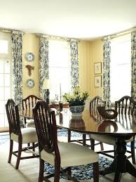 Curtain Decoration Houzz Inspiration For A Timeless Dining Room Remodel In Other With Yellow Walls White Curtains