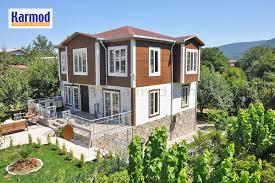 maison en bois maroc maison en bois préfabriquée en usine karmod