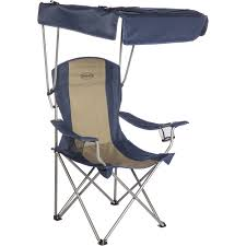 KAMP-RITE Folding Chair With Shade Canopy
