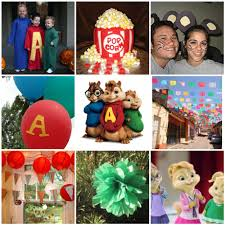 Alvin And The Chipmunks Cake Decorations Uk by Alvin And The Chipmunks Birthday Party Diying To Be Domestic