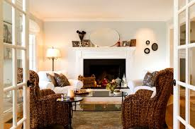 Decorating Tips For Living Room Furniture Setting And Arrangmentsalongside The Fireplace Decoration Can BeDecorating Ideas