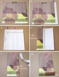 Paper Crafts Simple Bags Tutorial