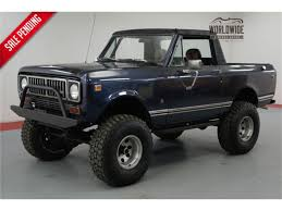 1973 International Scout For Sale | ClassicCars.com | CC-1150929 Off Road 4x4 Trd Four Wheel Drive Mud Truck Jeep Scout 1970 Intertional 1200 Fire Truck Item Da8522 Sol 1974 Ii For Sale 107522 Mcg 1964 Harvester 80 Half Cab Junkyard Find 1972 The Truth 1962 Trucks 1971 800b 1820 Hemmings Motor Restorations Anything 1978 Terra Pickup 5 Things To Do With 43 Intionalharvester Scouts You Just Heres One Way To Bring An Ihc Into The 21st Century