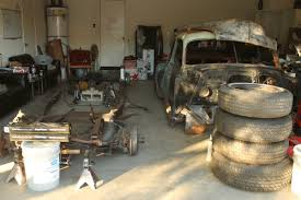 100 1950 Chevy Truck Frame Swap Build Updates Our Fleetline Project Tigers Eye