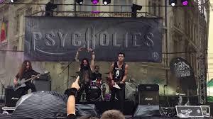 Smashing Pumpkins Tarantula Live by Psycholies Live At Artmania Festival Sibiu Romania 29 07 2016