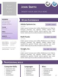 Resume Templates Stunning Template Image Gallery Website Like Libre Office Spectacular