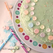 Cakes Decorated With Sweets by Sweet Tart And Pixy Stix Cake Easybaked