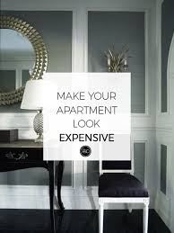 How To Make Your First Apartment Look Expensive