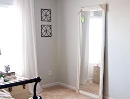Home Goods Leaner Mirror To Keep or Return The Thrifty Abode