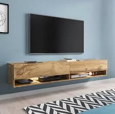 tv lowboard dash 140 tisch tv möbel hängen tv schrank