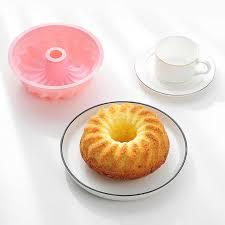 16cm chiffon kuchen form spirale geformt silikon backen form tablett dessert formen antihaft backform kuchen dekorieren werkzeug